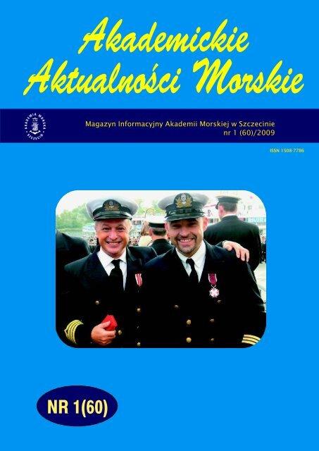 AAM - okladka - Akademia Morska w Szczecinie