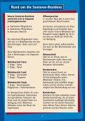 Rund um die Senioren-Residenz - Wohnen - Betreuen - Pflegen - Seite 7