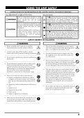 Owner's Manual - La Toile des batteurs - Page 3