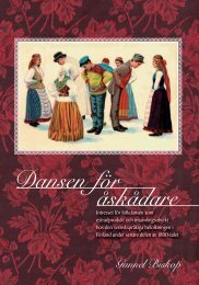 Dansen för åskådare - Doria