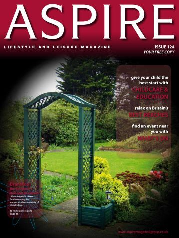 What's On - Aspire Magazine