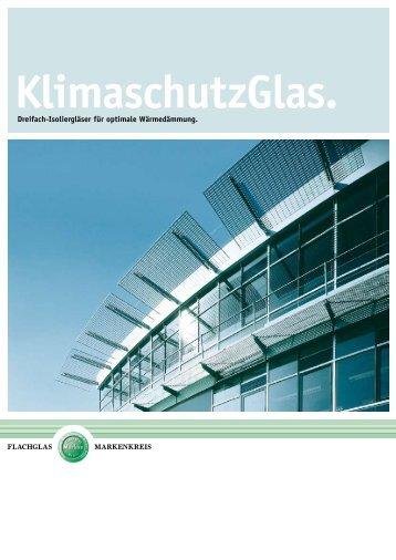KlimaschutzGlas. - Porta Fenster