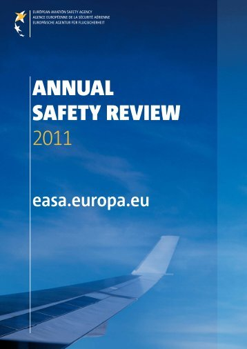 EASA Annual Safety Review 2011 - Irish Aviation Authority
