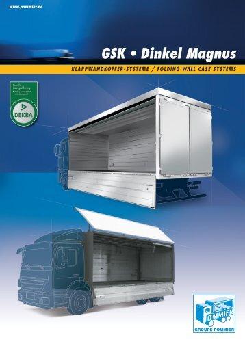 GSK • Dinkel Magnus - Pommier