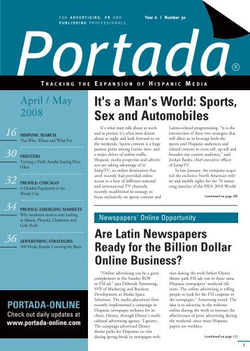 It's a Man's World: Sports, Sex and Automobiles - Portada