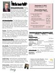 September 5, 2012 Sunday, September 16th 6:00 p.m. in the ... - Page 2