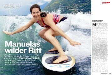 Schweiz. Illustrierte 07 - Manuela Pesko
