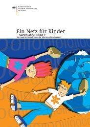 Ein Netz für Kinder - Surfen ohne Risiko - Polizei Bayern