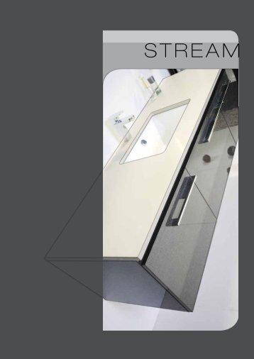 Reece Product Brochure | ADP | Stream | Vanity Units