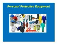 Personal Protective Equipment - MCCS Camp Lejeune