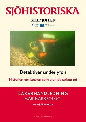 Detektiver under ytan - eller sagan om kocken som ... - Sjöhistoriska