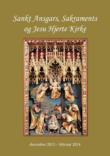 Sankt Ansgars, Sakraments og Jesu Hjerte Kirke - jesuhjertekirke.dk