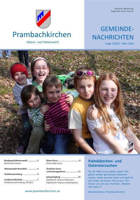 Prambachkirchen - Szene1 Events