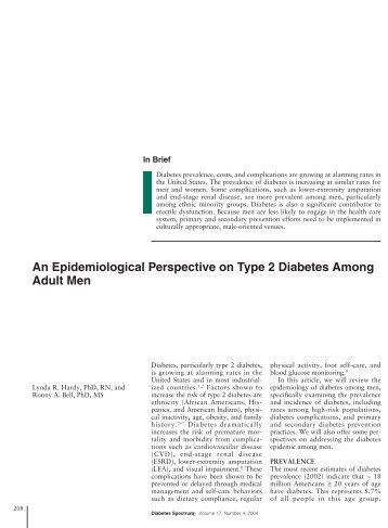 a study of the prevalence of diabetes among indigenous people in australia The indigenous people of australia share a high risk with the fourth highest prevalence of type 2 diabetes in the world, estimated to be 10 to 30 %, up to 10 times higher than among non-indigenous people in australia [2, 3, 4.