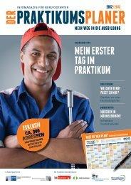 """""""Der Praktikumsplaner 2012/2013 – Köln"""" als PDF herunterladen"""