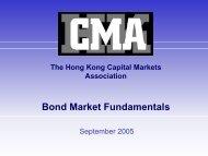 Presentation by Mr. Brian Yiu - The Hong Kong Capital Markets ...
