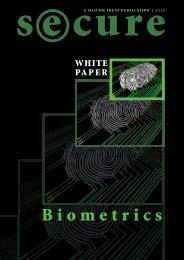 Biometrics (2008) - The Silicon Trust