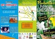 Télécharger la plaquette programme ici - Ville de Pontarlier