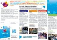 Plaquette du programme - Science Action Haute-Normandie