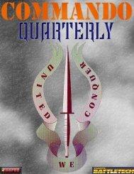 Commando Quarterly #2