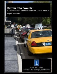 Driven Into Poverty - Taxi Cab Dispatch Software