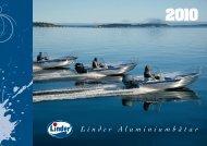 Linder Aluminiumbåtar - mercurymarine.dk