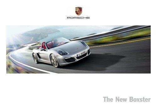 The New Boxster - Porsche