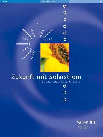 SCHOTT Solar Image 210x280 0206 - PresseBox