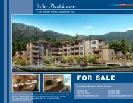 The Parkhouse - Colliers International
