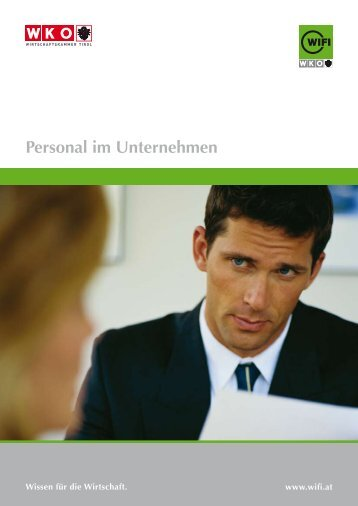 personal im Unternehmen