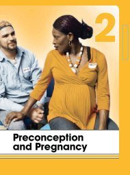Preconception and Pregnancy - NHS North Somerset
