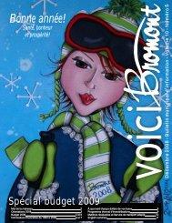 Bonne année! - Ville de Bromont