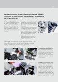 Todo sobre herramientas - Weinig - Page 5