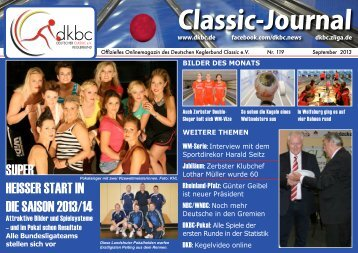 Classic Journal Nr. 119 - SKV Versbach