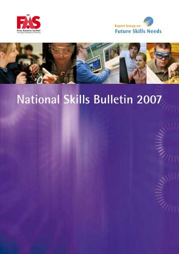National Skills Bulletin 2007 - FÁS