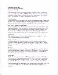2001 September thru December Meeting ... - Andy's Web Tools