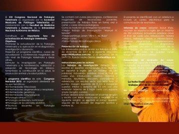Presentación de PowerPoint - Facultad de Medicina Veterinaria y ...