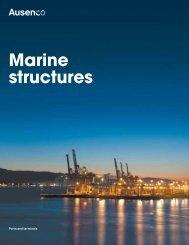 Marine structures - Ausenco