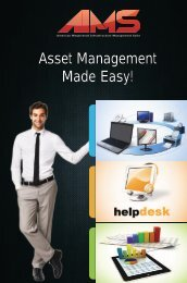 asset management - American Megatrends India