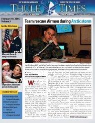 Team rescues Airmen during Arctic storm - Thuleab.dk