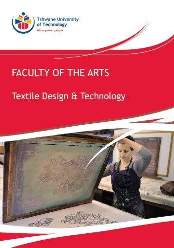 Textile Design - Tshwane University of Technology