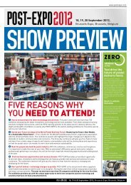 Show Preview - Post-Expo