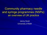 Dr Jenny Scott - Drugs.ie
