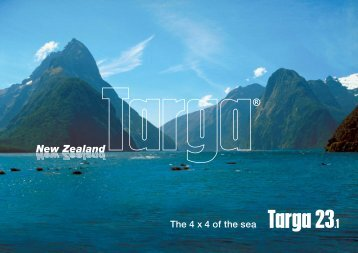 Targa 23.1 Brochure