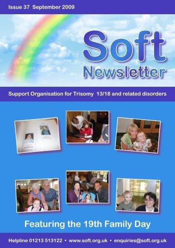 Soft Newsletter.indd