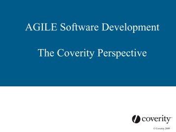 Coverity Presentation - AccuRev