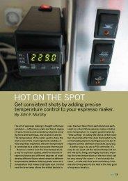 brew temperature controller - Make