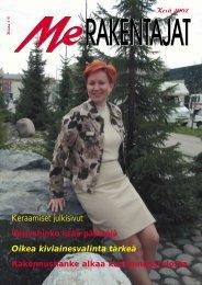 Me Rakentajat 2/02 pdf - Rakentaja.fi