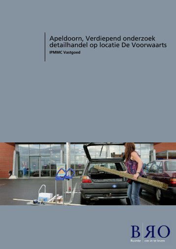 Bijlage toelichting 2 - Gemeente Apeldoorn