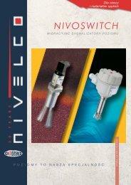 NIVOSWITCH - Nivelco Process Control Co., Inc.
